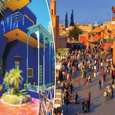 Booking Marrakech 2 days desert tour