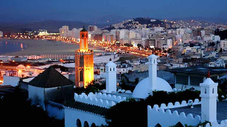 Tangier to Fez 3 days tour via Volublis